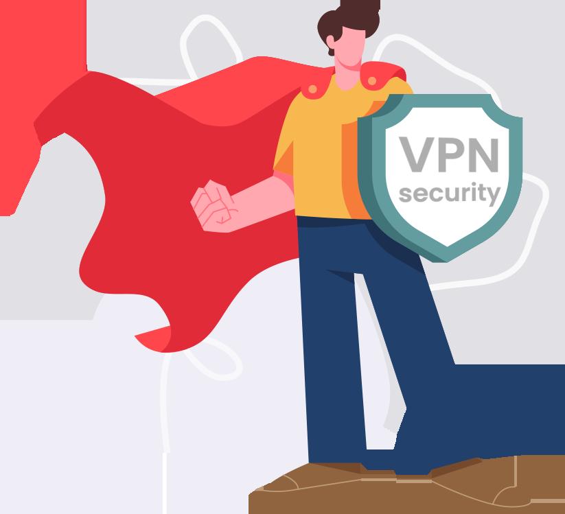 Stark VPN Features